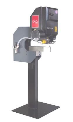 Edward Segal Inc - Model 512 - Rivet Machine
